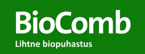 BioComb logo 2016_eesti